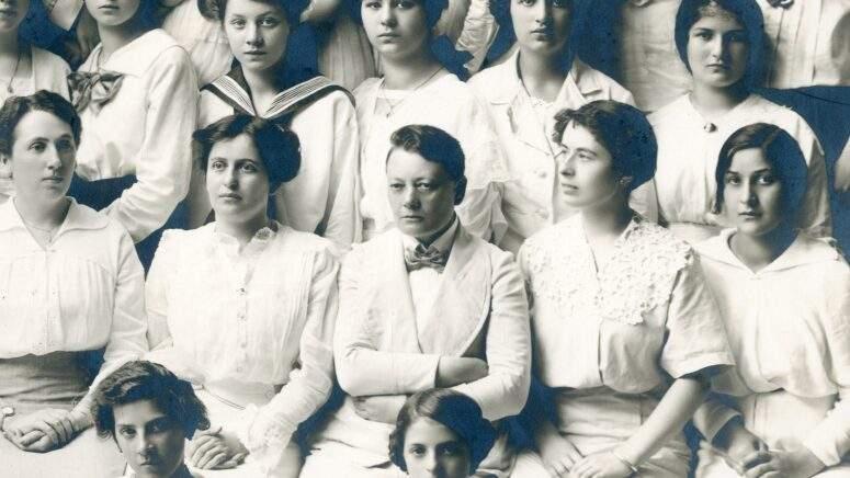Ivana Hirschmann – prva učiteljica gimnastike u Hrvatskoj