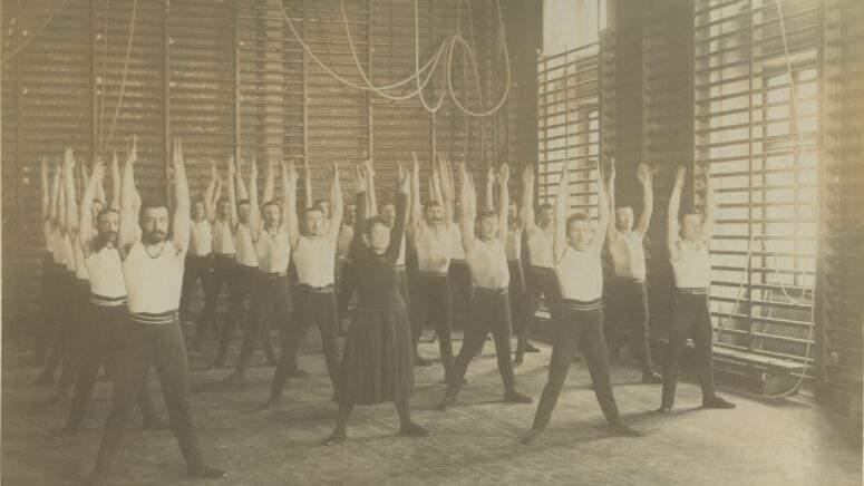 Tečaj za učitelje gimnastike